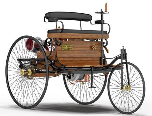 Az autókulcs története