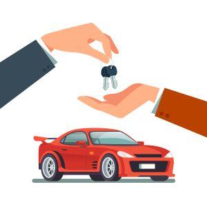 használt autó autókulcs