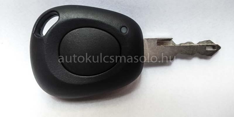 Renault egygombos kulcs