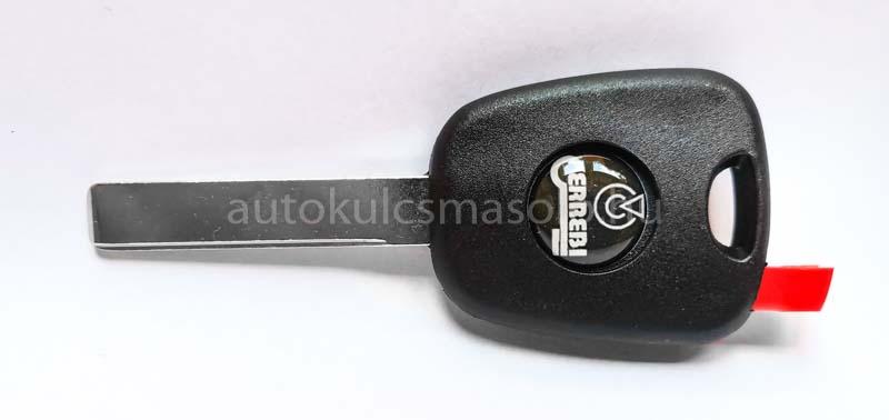 chiptartós BMW kulcs másolás