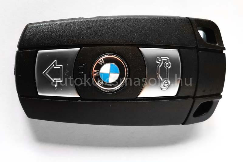 nem keyless go BMW kulcs
