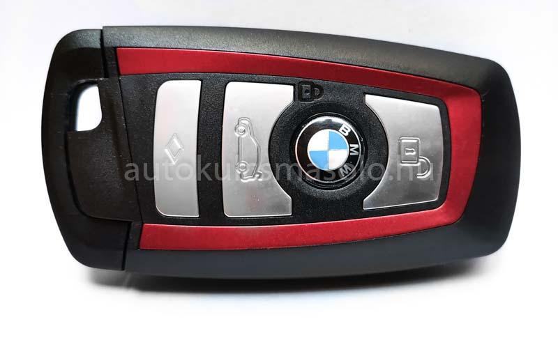 szabadkezes BMW kulcs